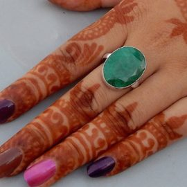natural-oval-shape-green-emerald-gemstone-925-sterling-silver-ring-handmade-gift-ring-jewelry (2)